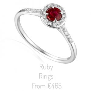 Rionore Jewellery Ruby Rings