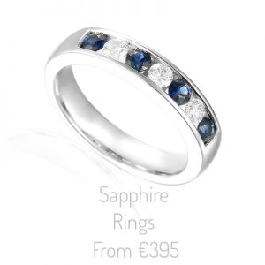 Rionore Jewellery Sapphire Rings